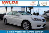 Certified Pre-Owned 2015 Honda Accord 4dr I4 CVT EX-L 4dr Car