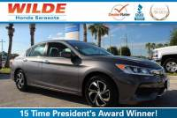 Certified Pre-Owned 2016 Honda Accord 4dr I4 CVT LX 4dr Car