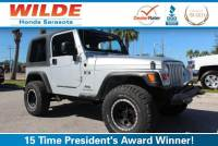 Pre-Owned 2005 Jeep Wrangler 2dr X Sport Utility