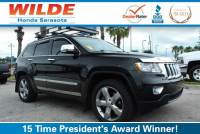 Pre-Owned 2013 Jeep Grand Cherokee 4WD 4dr Overland Sport Utility