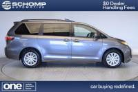 Pre-Owned 2015 Toyota Sienna XLE AWD