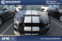Pre-Owned 2010 Ford Mustang GT500 RWD 2dr Car