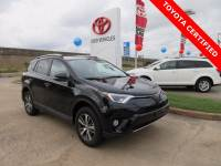 Certified 2017 Toyota RAV4 XLE SUV FWD For Sale