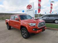 Used 2017 Toyota Tacoma TRD Sport Truck RWD For Sale in Houston