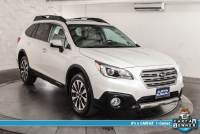 Certified Pre-Owned 2017 Subaru Outback 3.6R Limited EyeSight + Navigation System + High Beam A With Navigation & AWD