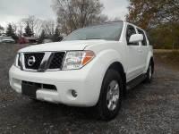 2007 Nissan Pathfinder SE 4dr SUV 4WD