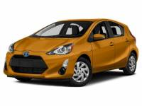 2017 Toyota Prius c Two Hatchback Front-wheel Drive