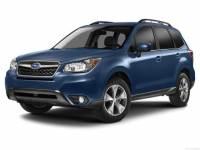 Certified Used 2014 Subaru Forester 2.5i near San Diego CA | VIN: JF2SJAAC0EG433497