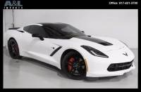 2016 Chevrolet Corvette Stingray Z51 2dr Coupe w/3LT