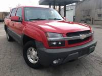 2003 Chevrolet Avalanche 1500 4dr Crew Cab The North Face Edition 4WD