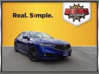 Certified 2018 Acura TLX V6 A-Spec Sedan San Antonio, TX