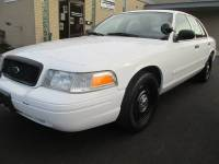 2007 Ford Crown Victoria Police Interceptor 4dr Sedan (3.27 axle)