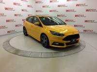 Used 2015 Ford Focus ST 6-Spd Hatchback in Danbury, CT