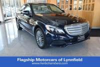 2015 Mercedes-Benz C-Class 4dr Sdn C 300 Luxury 4matic Sedan in Lynnfield