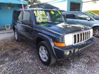 2008 Jeep Commander 4x4 Sport 4dr SUV