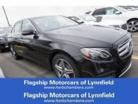 2017 Mercedes-Benz E-Class E 300 Sport 4matic Sedan Sedan in Lynnfield