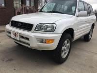 2000 Toyota RAV4 AWD 4dr SUV