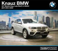 Used 2015 BMW X4 For Sale | Lake Bluff IL