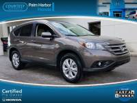 Certified 2014 Honda CR-V EX-L SUV in Tampa FL