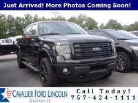 2014 Ford F-150 FX4 CREW CAB SHORT BED TRUCK V8 FFV ENGINE