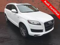 Used 2015 Audi Q7 For Sale in Monroeville PA | WA1LGAFE0FD031780
