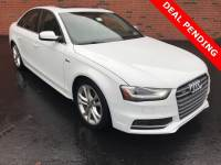Pre-Owned 2014 Audi S4 For Sale near Pittsburgh, PA | Near Greensburg, McKeesport, & Monroeville, PA | VIN:WAUDGAFL8EA072695