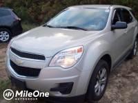 2014 Chevrolet Equinox LS SUV 4-Cylinder SIDI DOHC