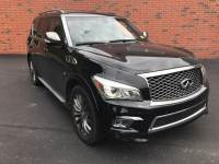 Pre-Owned 2015 INFINITI QX80 For Sale near Pittsburgh, PA | Near Greensburg, McKeesport, & Monroeville, PA | VIN:JN8AZ2NE7F9082022
