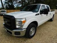 2012 Ford F-250 Super Duty 4x2 XL 4dr Crew Cab 8 ft. LB Pickup