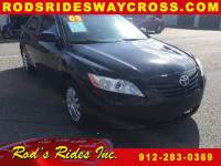 2008 Toyota Camry LE 5-Spd MT