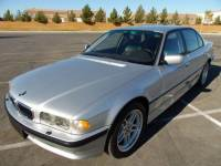 2001 BMW 7 Series 740iL 4dr Sedan