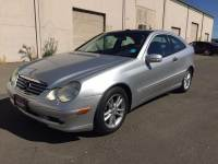 2003 Mercedes-Benz C-Class C 230 Kompressor 2dr Coupe