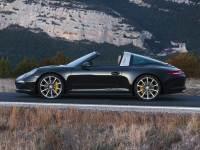 Pre-Owned 2015 Porsche 911 Targa 4S AWD 2D Targa