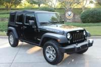 Used 2014 Jeep Wrangler Unlimited Rubicon 4x4 SUV near Marietta