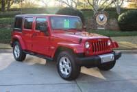 Used 2014 Jeep Wrangler Unlimited Sahara 4x4 SUV near Marietta
