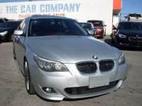 2008 BMW 5 Series 550i 4dr Sedan Luxury