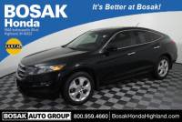Pre-Owned 2011 Honda Accord Crosstour EX-L 4WD 4D Sport Utility