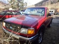 1996 Ford Ranger 2dr XL 4WD Standard Cab Stepside SB