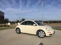2008 Volkswagen New Beetle Coupe S