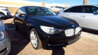 Pre-Owned 2010 BMW 5 Series Gran Turismo 550i Gran Turismo Rear Wheel Drive Hatchback
