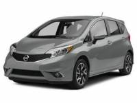 2015 Nissan Versa Note SR Automatic