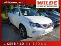 Certified Pre-Owned 2014 Lexus RX 350 FWD 4dr FWD Sport Utility