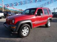 2003 Jeep Liberty Sport 4dr SUV