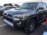 2016 Toyota 4Runner Trail Premium Navigation, Sunroof & Leather SUV 4x4 4-door