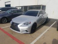 2014 LEXUS IS 250 250 F-Sport, Navigation Sedan Rear-wheel Drive 4-door