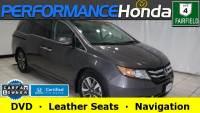 2015 Honda Odyssey Touring Elite Van