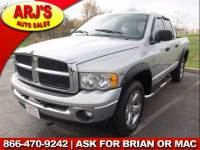 2003 Dodge Ram 1500 SLT Quad Cab Long Bed 4WD