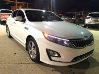 2014 Kia Optima Hybrid LX 4dr Sedan