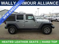 2013 Jeep Wrangler Unlimited Rubicon in Alliance