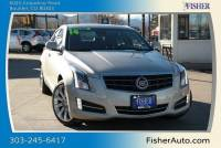 Pre-Owned 2014 Cadillac ATS 4dr Sdn 3.6L Premium AWD AWD 4dr Car